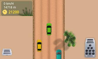 Screenshot of Car Racing Desert