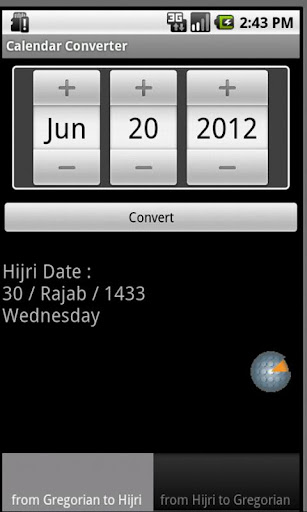 Calendar Converter|玩工具App免費|玩APPs