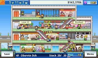 Screenshot of Mega Mall Story
