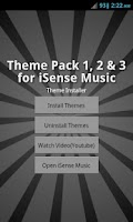Screenshot of Mega Theme Pack 1 iSense Music