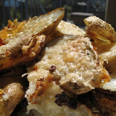 Parmesan Steak Fries