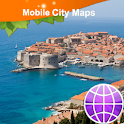 Dubrovnik Street Map icon