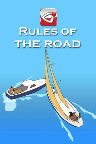 ColRegs: Rules of the Road