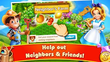 Screenshot of Family Barn for Tango