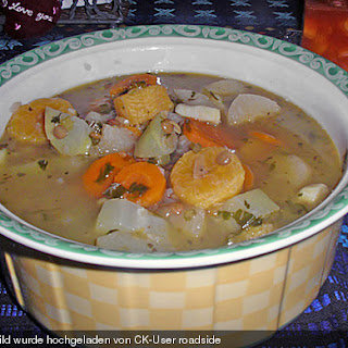 Don Diegos Caribbean Vegetable Soup