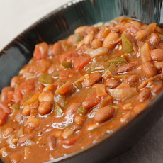 Thick and Hearty Pinto Bean Chili