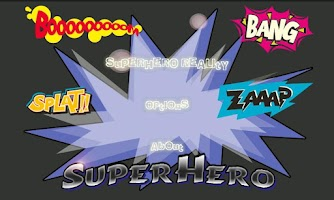 Screenshot of SuperHero