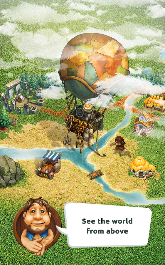 The Tribez: Build a Village Screenshot 3