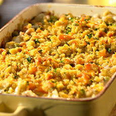 Creamed Onion Bake