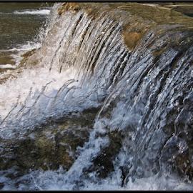 Water fall by Milan Kumar Das - Nature Up Close Water
