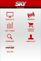 Screenshot of SKY Brasil