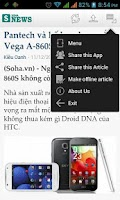 Screenshot of Soha News - Tin tức tổng hợp