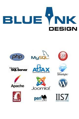 Blue Ink Design