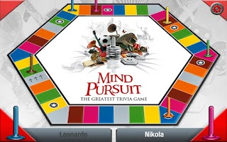 Screenshot of Mind Pursuit