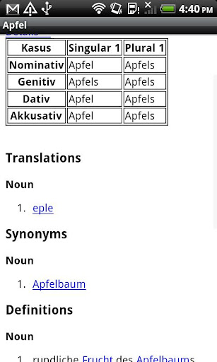 【免費教育App】Norwegian-German Dictionary-APP點子