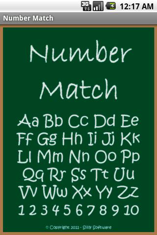 Number Match Free