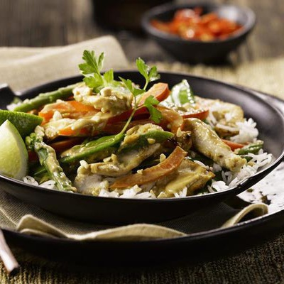 Classic Thai Basil Chicken Stir-Fry (Gai Pad Grapow)