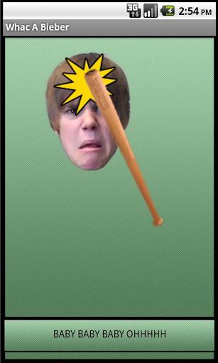 【免費娛樂App】Whac A Bieber-APP點子