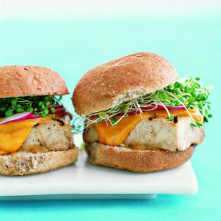 Firm Tofu Burger Recipes