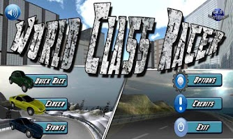 Screenshot of World Class Racer Lite