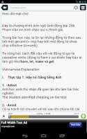 Screenshot of Luyen Nghe Tieng Anh TFLAT