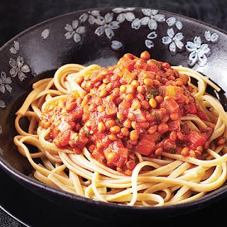 Pasta With Meyer Lemon Zest, Ricotta, Arugula, And Bottarga Recipe ...