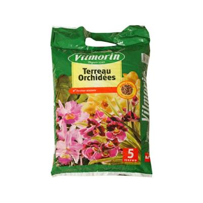 Acheter terreau orchid es 5l vilmorin ch teauneuf les martigues chez jardinerie pasero dilengo - Terreau pour orchidee ...