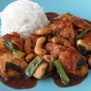 Cashew Baked Chicken Recipes