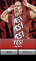 Screenshot of Daniel Bryan YES! App - WWE