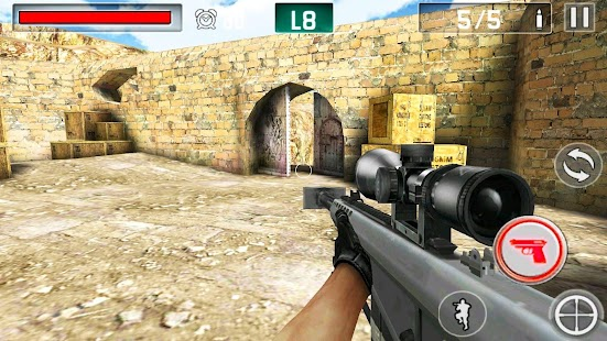 Game Gun Shoot War apk for kindle fire