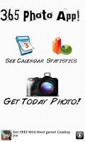 Screenshot of 365 Photo App!