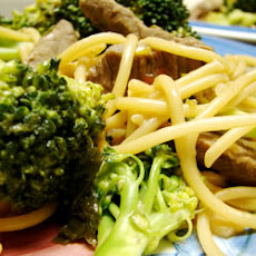 Broccoli Beef II