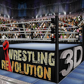 Game Wrestling Revolution 3D version 2015 APK