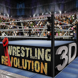 Wrestling Revolution 3D for PC-Windows 7,8,10 and Mac