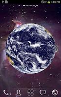 Screenshot of Live Earth (wallpaper)