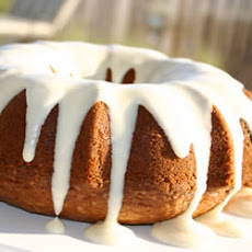 Banana-Nut Bundt Cake