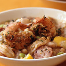 Bayou Shrimp Stew