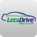 Rent Car Dubai - Lets drive icon