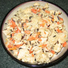 Rosemary Chicken With Wild Rice (Weight Watchers)