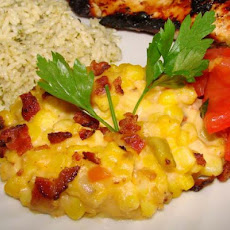 Corn and Bacon Bake