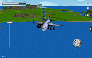 Screenshot of Airplane Explorer