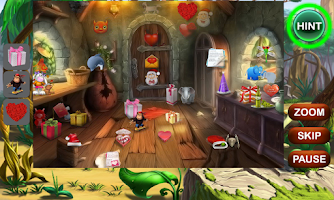 Screenshot of Lost Town Hidden Objects