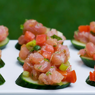 Low Fat Tuna Tartare Recipes