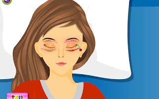Screenshot of Face Plastic Surgery