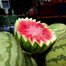 Water mellon by Renjith Ramesan - Food & Drink Fruits & Vegetables