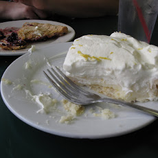 Marvelous Sour Cream Lemon Pie