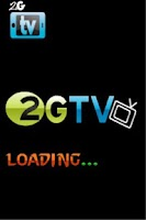 Screenshot of 2G Live TV