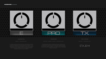 Screenshot of Noozxoide EIZO-rewire™ PRO