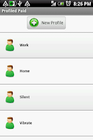 Screenshot of Profiles Paid