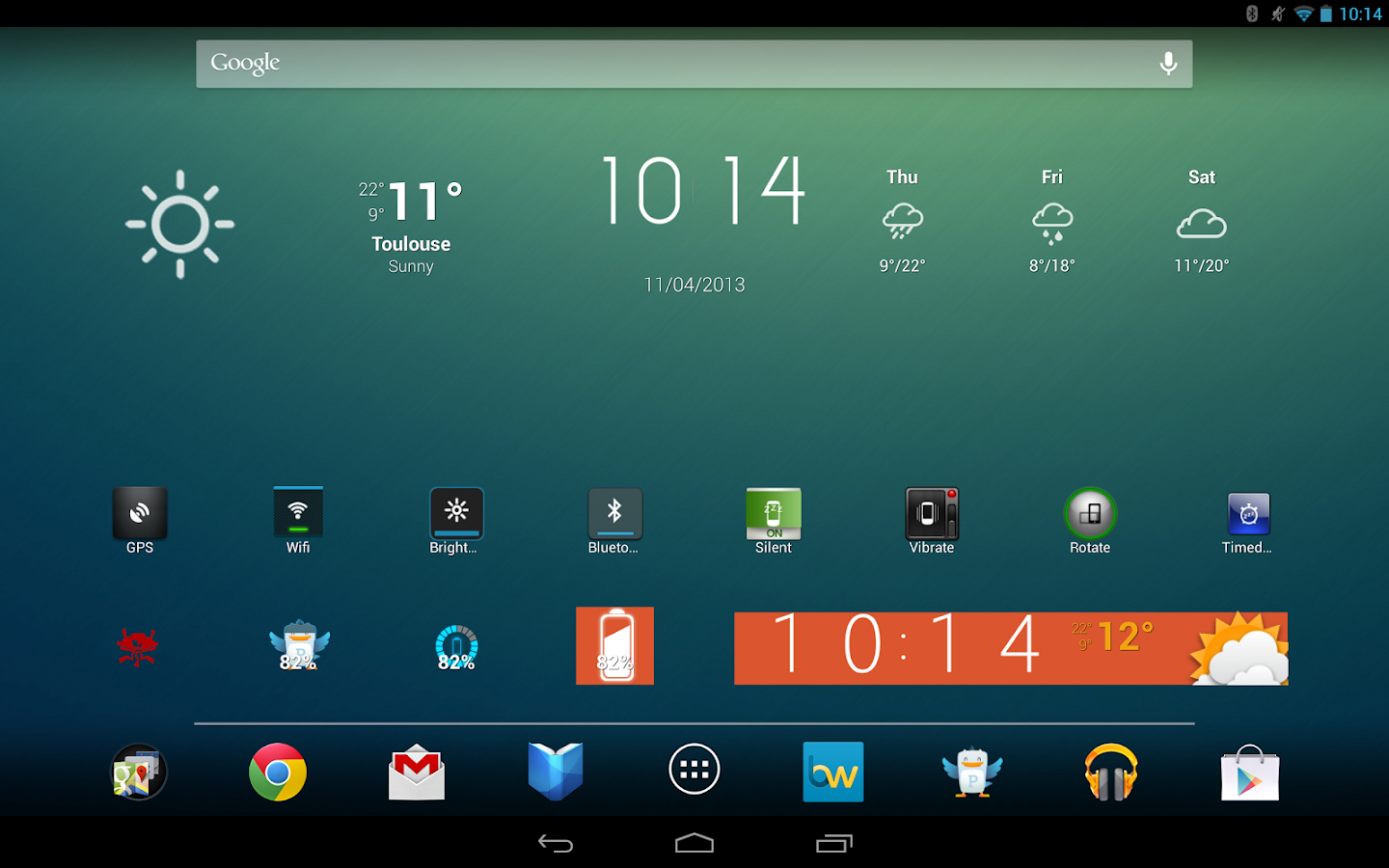 Beautiful Widgets Pro Screenshot 12